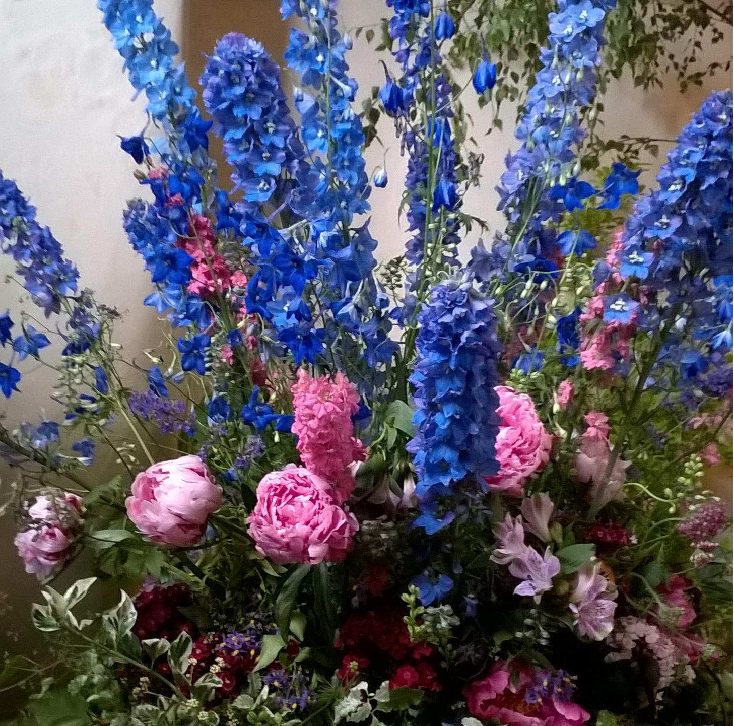 British Seasonal Flowers Peony Dried Flower Crafts